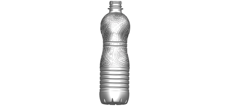Bottle design as promotional tool