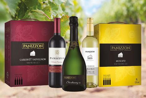 Sociedad de Bebidas Panizzon: Brasile