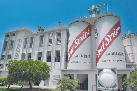 Red Stripe - DIAGEO Group - la Jamaïque