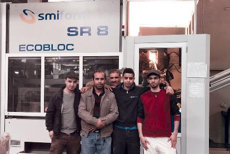 Sarl El Dahouara Eau Minerale - Algeria