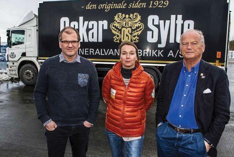 Oskar Sylte - Norvège