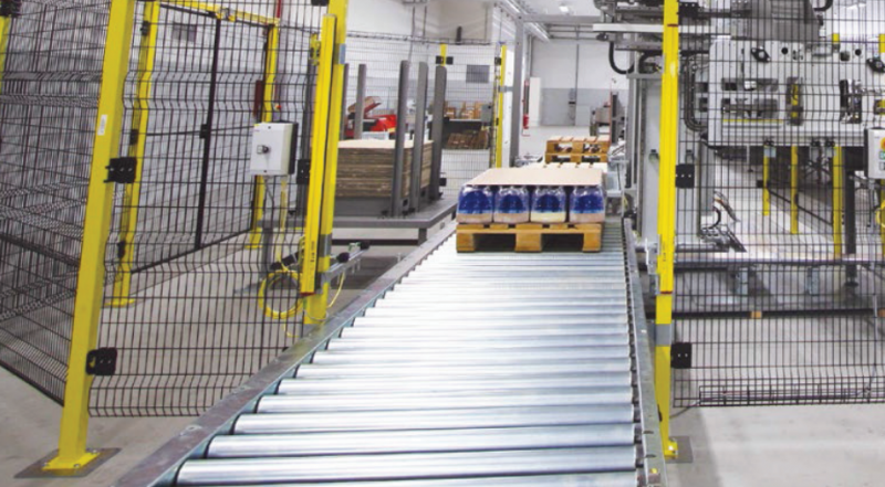 End of line reliability is crucial for the bottling plant efficiency