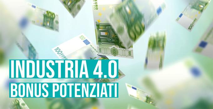 Industria 4.0 bonus potenziati