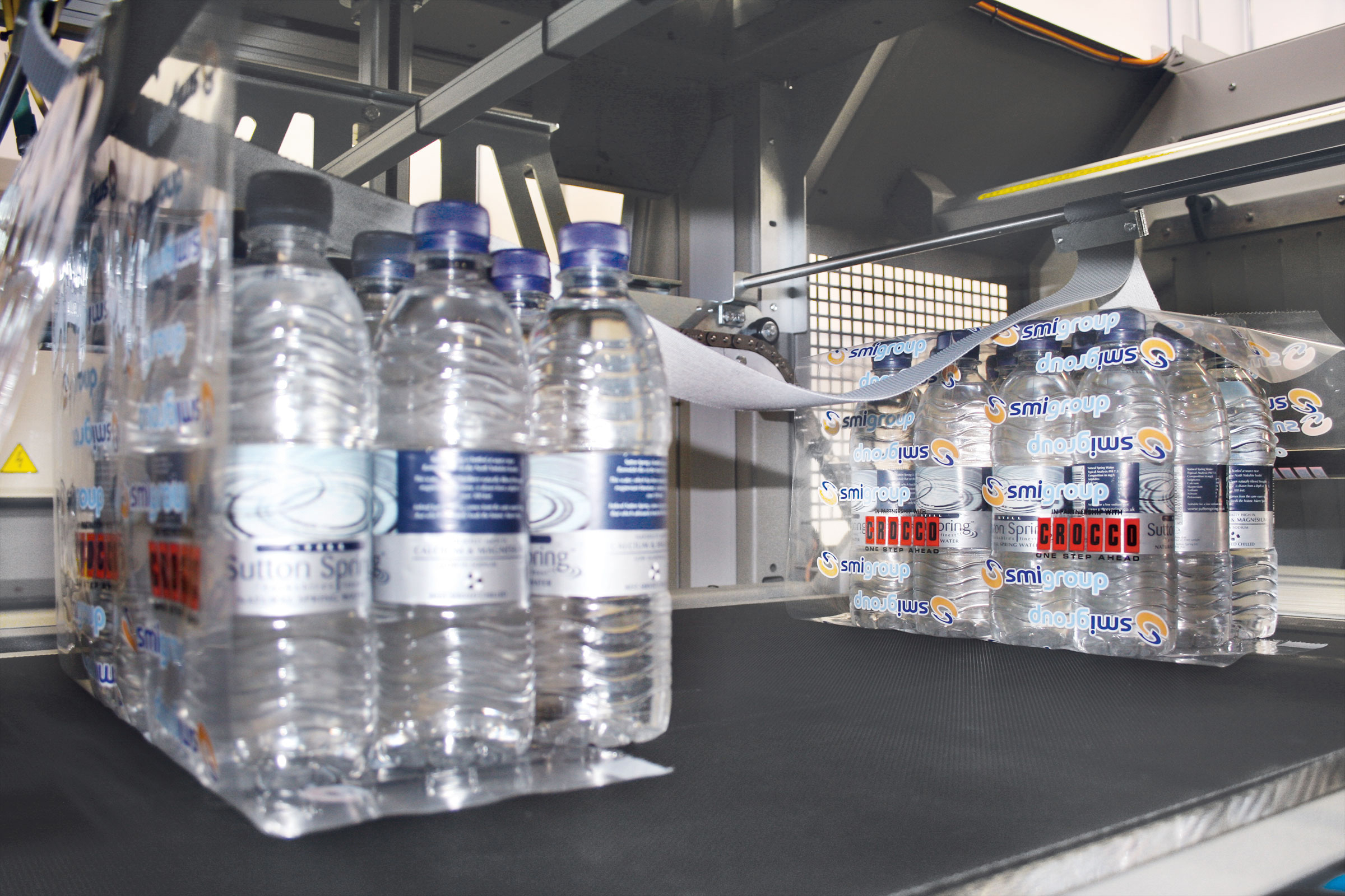 Smart bottling & packaging machines to be more competitive