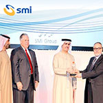 Mai Dubai Water honored SMI