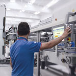 SMI automatic palletizing systems