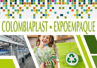 Colombiaplast - Expoempaque - Bogotá - Colombia