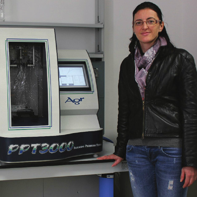 SMI chooses the Agr PPT3000 for validation