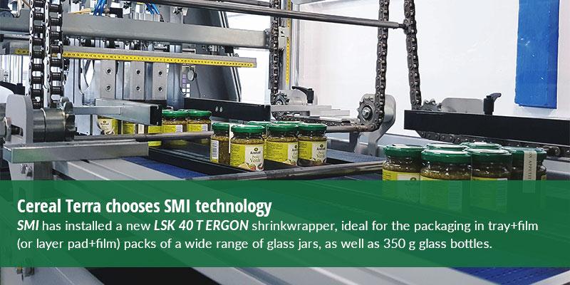 Cereal Terra chooses SMI technology