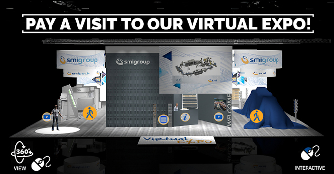 SMI goes virtual… Register and pay a visit to booth!