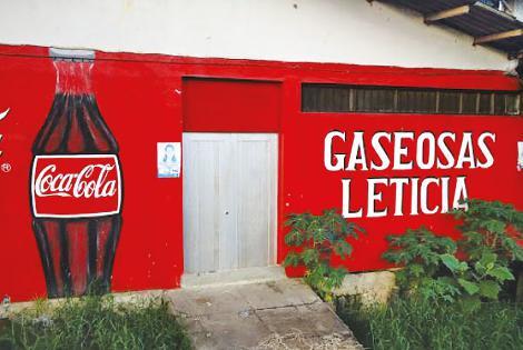 Colombie - Gaseosas Leticia