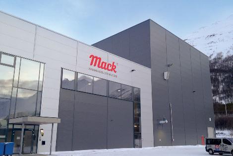 Macks Ølbryggeri - Norway
