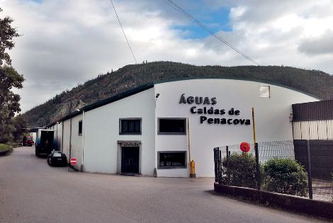 Aguas das Caldas de Penacova - Portogallo