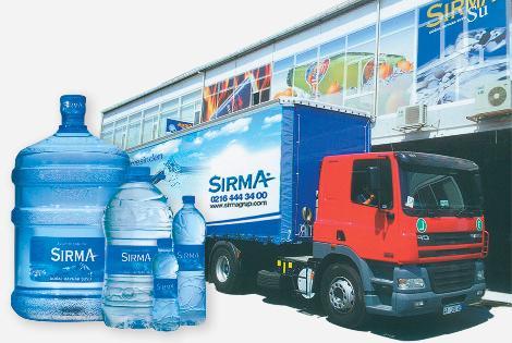 Sirma - Sirmagroup - Turquie