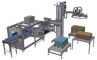 Interpack 2014: SMI presenta il fine linea compatto ed efficiente
