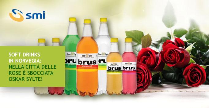 Soft drinks in Norvegia: nella città delle rose è sbocciata Oskar Sylte