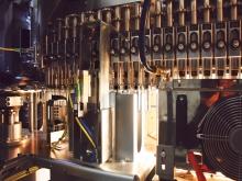 SR HP - Preforms heating module