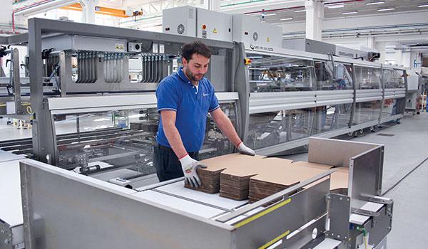 Cardboard multipack sleevers