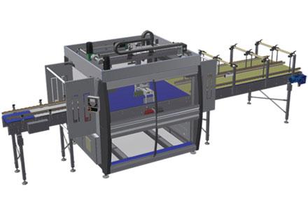 Sistemi automatici di palettizzazione