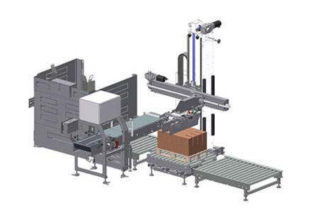 Systèmes automatiques de palettisation