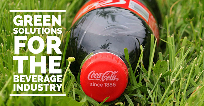Soluzioni green per l'industria delle bevande