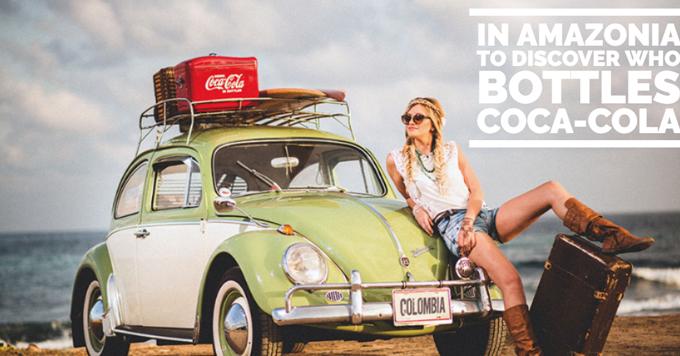 In Amazzonia per scoprire le soluzioni SMI per Coca-Cola