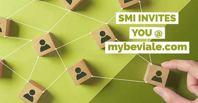 SMI invites you @ MyBeviale.com
