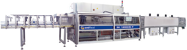 Newsletter N°2/2010 - SK 1200 High Speed shrinkwrapper