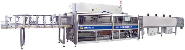 Newsletter N°2/2010 - SK 1200 High Speed shrinkwrapper
