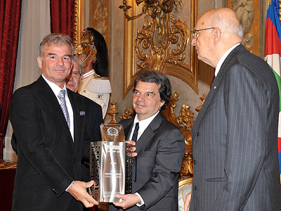 Smigroup riceve il Premio dei Premi