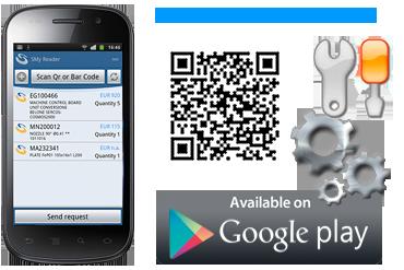 Newsletter N° 5/2012 -Smy Reader! l'App che semplifica le richieste ricambi