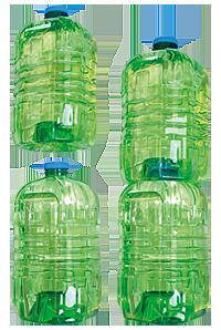 Guadagna spazio con la nuova neck-in-bottle