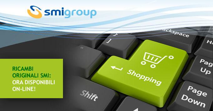 SMI lancia l'e-store dei ricambi
