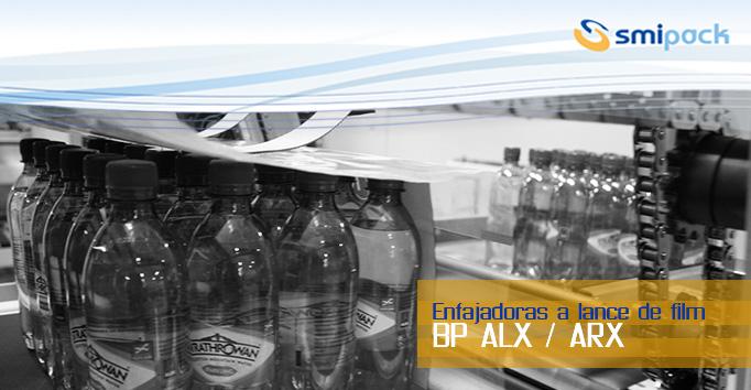 Enfajadoras a lance de film BP ARX/ALX