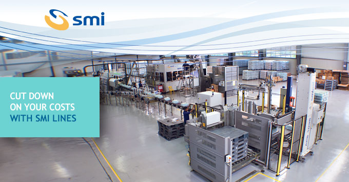 Cut down on your costs with SMI lines