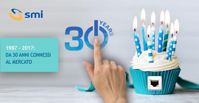 SMI: da 30 anni connessa al mercato!