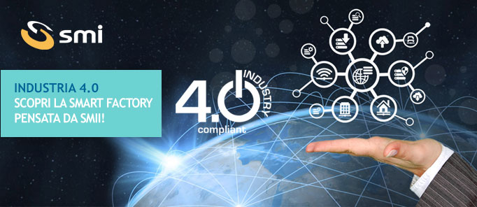 Scopri la Smart factory pensata da SMI