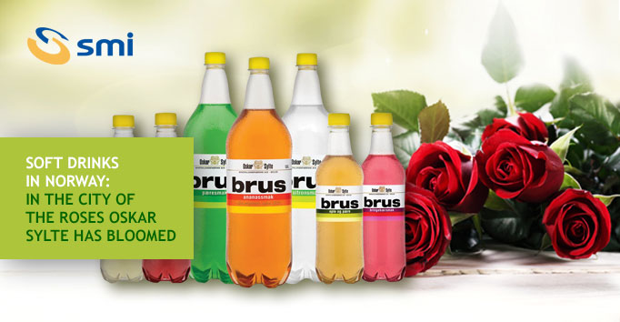 Soft drinks in Norway: in the city of the roses Oskar Sylte has bloomed