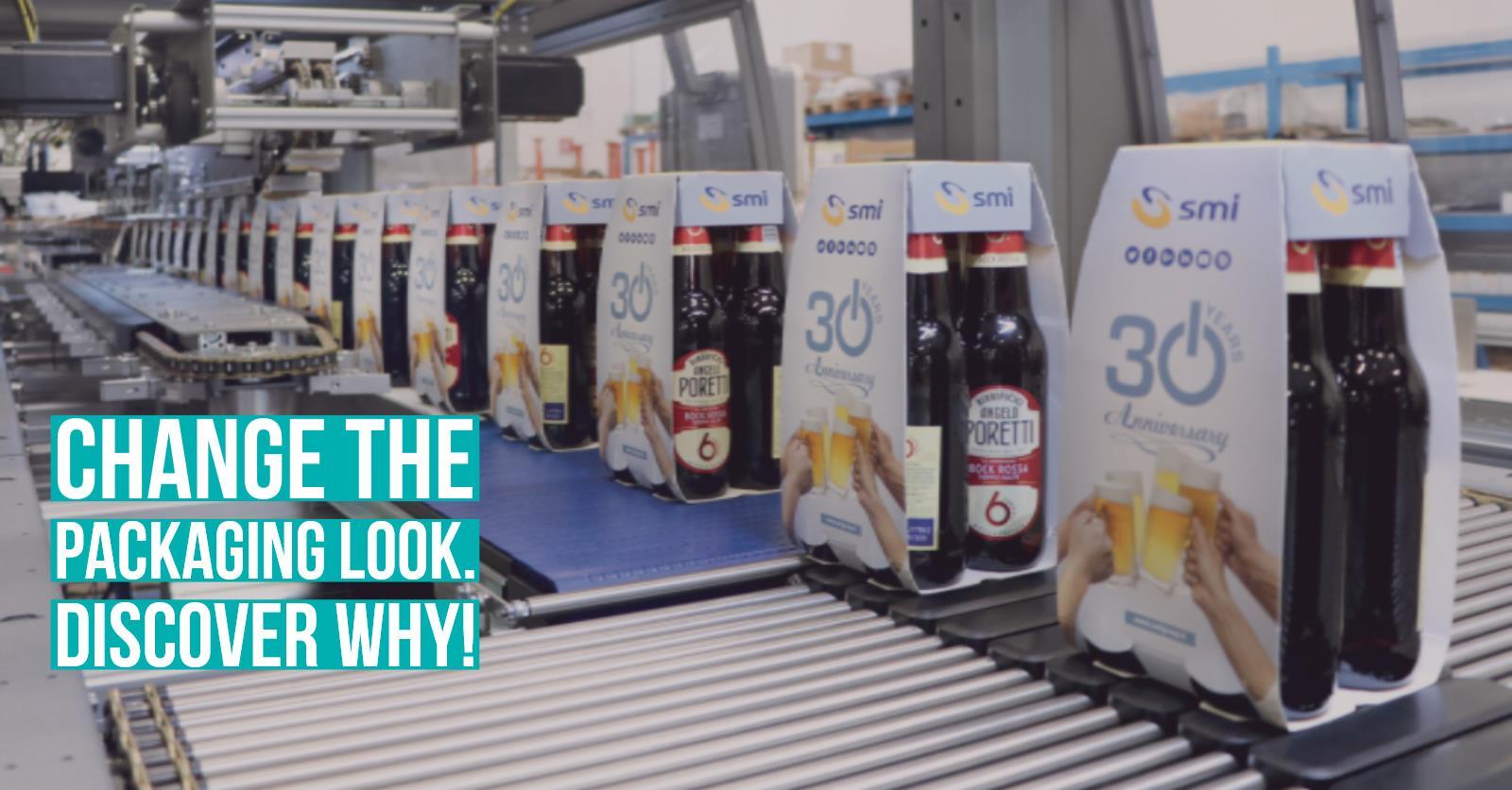 Cambia look al tuo packaging. Scopri perchè è vantaggioso!