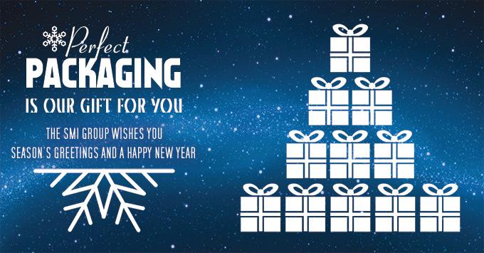 Season's greetings and Happy New Year