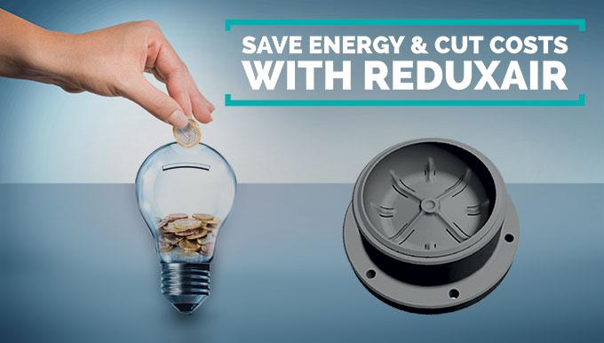 Risparmia energia & riduci i costi ... con ReduxAir