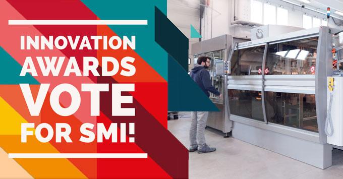 EBA Innovation Awards: Vote for SMI!